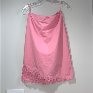 QM/ER Cotton skirt